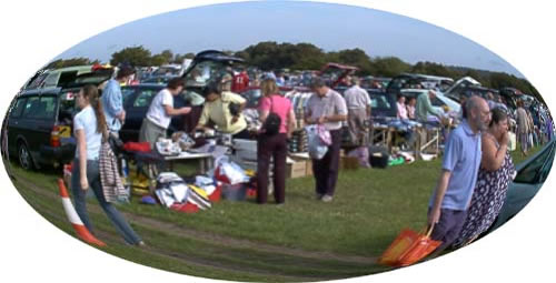 Eastbourne Car Boot Sale Saturday